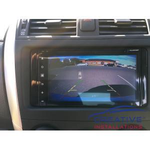 Corolla Reverse Camera