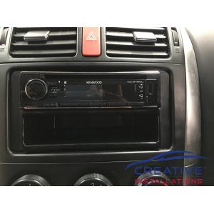 Corolla Kenwood Car Stereo