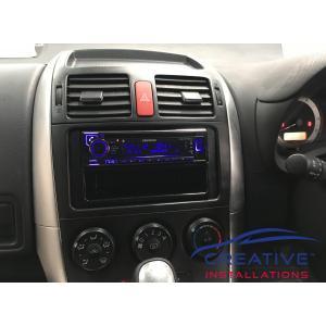 Corolla Car Stereo
