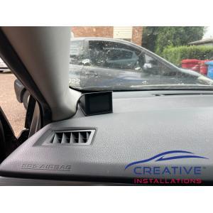 Corolla HUD Speedometer