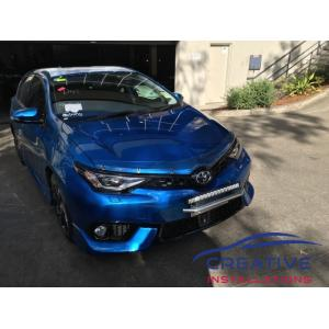 Corolla LED Light Bar