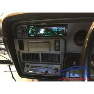 Corolla Kenwood Car Stereo