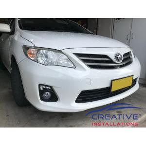 Corolla Fog Lights