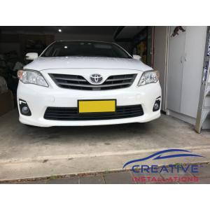 Corolla LED Daytime Running Lights