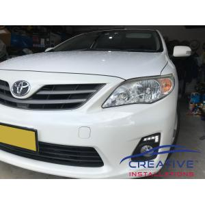 Corolla Daytime Running Lights