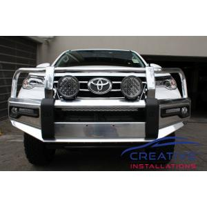 Fortuner Driving Lights