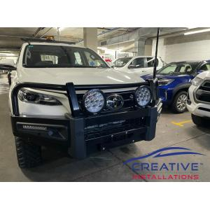 Fortuner Great Whites Attack 220 LED Driving Lights