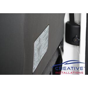 HiAce Reverse Parking Sensors