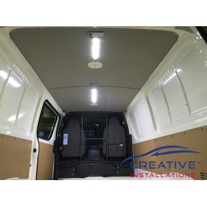 HiAce Interior LED Lights