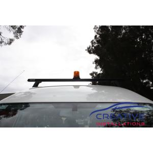 HiAce LED Amber Beacon
