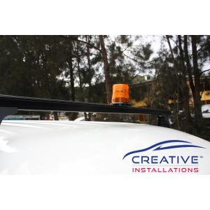 HiAce LED Amber Beacon