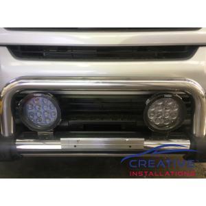 HiAce Thunder LED Driving Lights