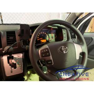 HiAce Car Phone Holder