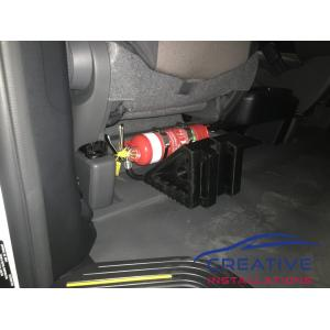 HiAce 1KG Fire Extinguisher