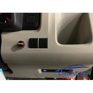 HiAce REDARC Electric Brakes
