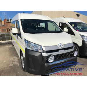HiAce Great Whites LED Driving Lights