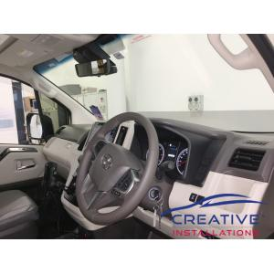 HiAce THINKWARE F200 Dash Cameras
