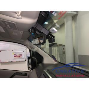 HiAce Uber Dash Cam