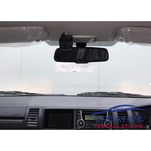 HiAce Street Guardian Dash Camera