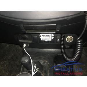 HiLux Handbrake Alarm REDARC HBA1224