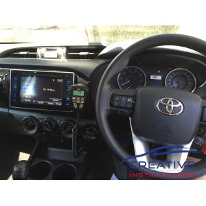 HiLux GME UHF TX3550S