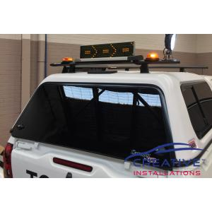 HiLux IONNIC M4 Flip Up Display