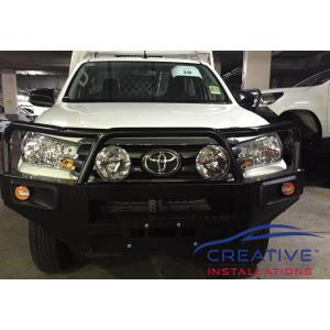 HiLux Lightforce Driving Lights