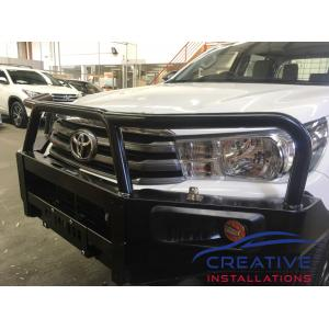 HiLux Battery Isolator