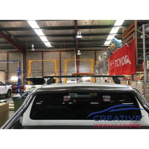 HiLux Warning Light bar