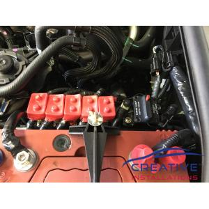 HiLux Dual Battery System