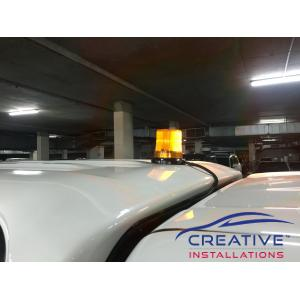 HiLux LED Amber Beacon