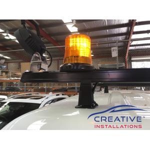HiLux LED Amber Beacons