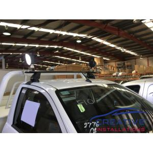 HiLux LED work lights