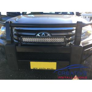 HiLux LED Light Bar DBLB22C