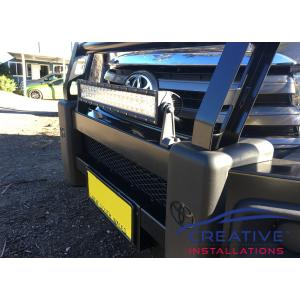 HiLux LED Light Bar