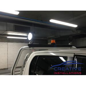 HiLux Revolution Work Lights LED