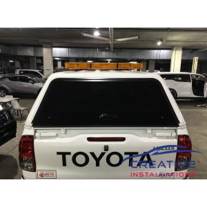 HiLux Warning Light Bar Sydney