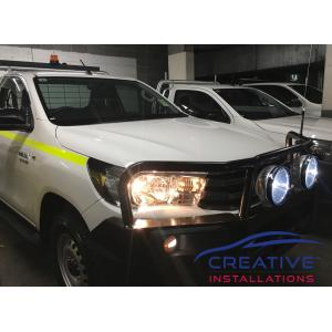 HiLux IPF 900 Driving Lights