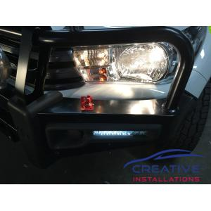 HiLux Lockable Battery Isolator