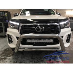 HiLux STEDI LED Light Bar