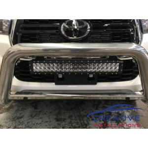 HiLux STEDI Lights