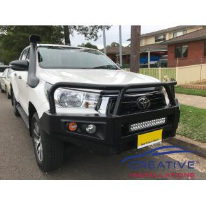 HiLux STEDI Light Bar