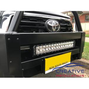 HiLux Light Bar