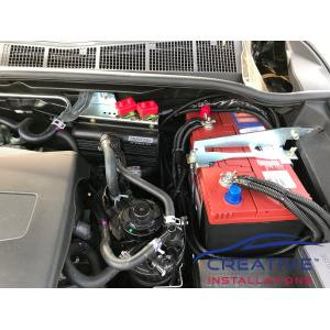 HiLux Auxiliary Battery System