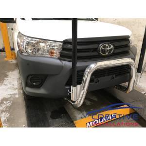 HiLux Parking Sensors