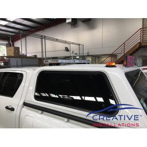 HiLux IONNIC Invader LED Lightbar