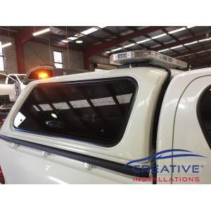 HiLux 1200mm Warning Light