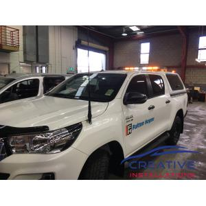 HiLux IONNIC 1200mm Invader LED Lightbar