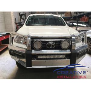 "HiLux STEDI 22"" ST4K LED Light Bar"