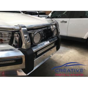 HiLux LED Driving Lights